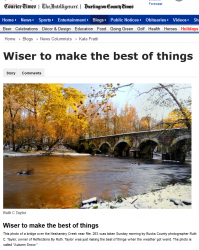 Intelligencer & the Bucks County Courier, November 2011