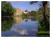 Dunham Stone Mill Reflections - Clinton, NJ