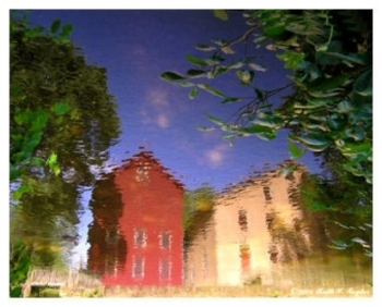 Water Colors - Prallsville Mill, NJ