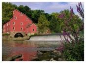 Summer Morning at the Mill - Clinton, NJ