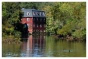 Summer Red Mill - Kingston, NJ