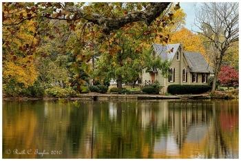 Autumn at Lake Afton, Yardley PA